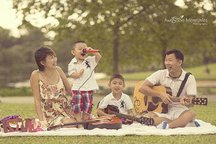 Ching Raing + Kimberlee = Landis & Landen