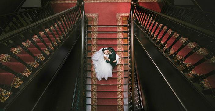 Pre-Wedding shoot for Noel & Desiree
