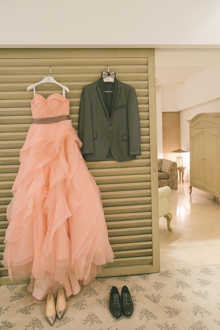 Vintage Sweet Elegance Wedding Day Photography at Goodwood Park Hotel
