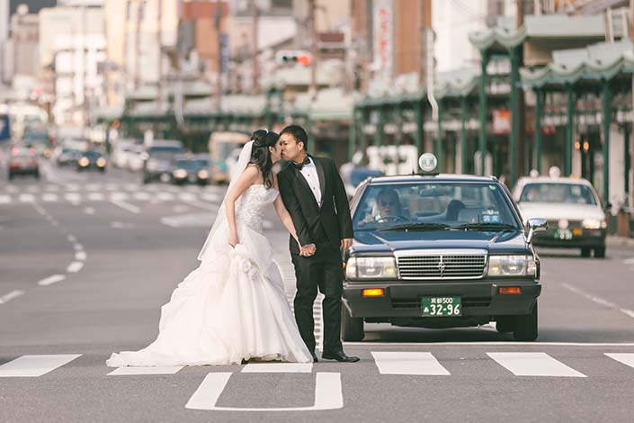 Overseas Pre-Wedding Photography in Kyoto