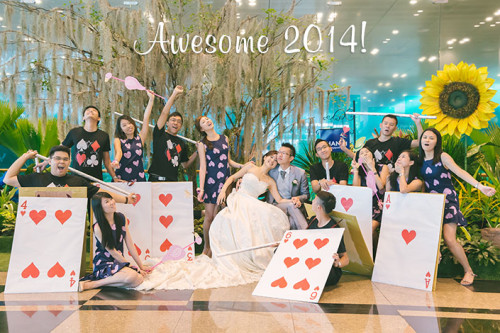Favourite Wedding Day Moments of 2014!