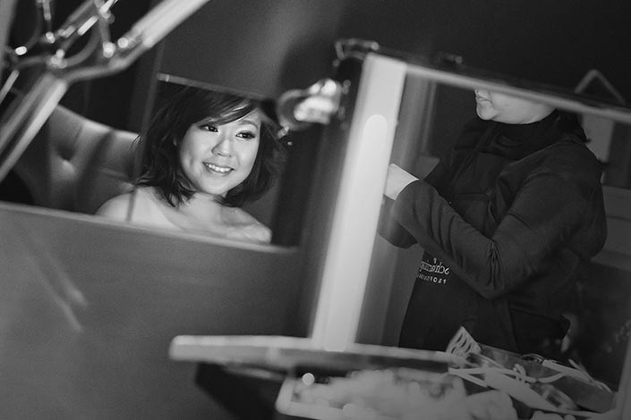 Wedding Day Photography at Hotel Fort Canning