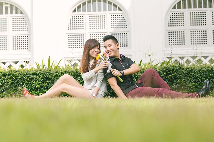Casual Couple Love Story Photography