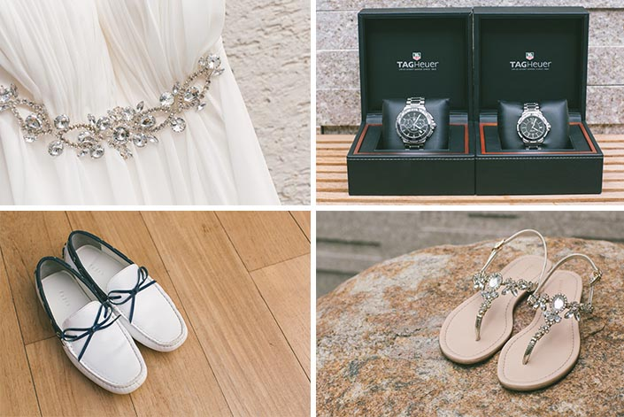 Wedding Day Photography at Movenpick Heritage Hotel Sentosa