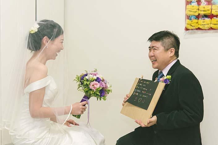 Wedding Day Photography at Goodwood Park Hotel (Jason & Wanru)