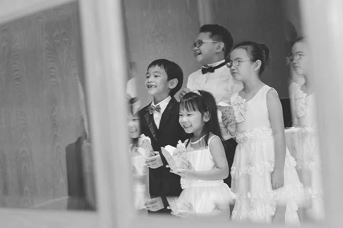 Wedding Day Photography at Goodwood Park Hotel (Windsor Ballroom)