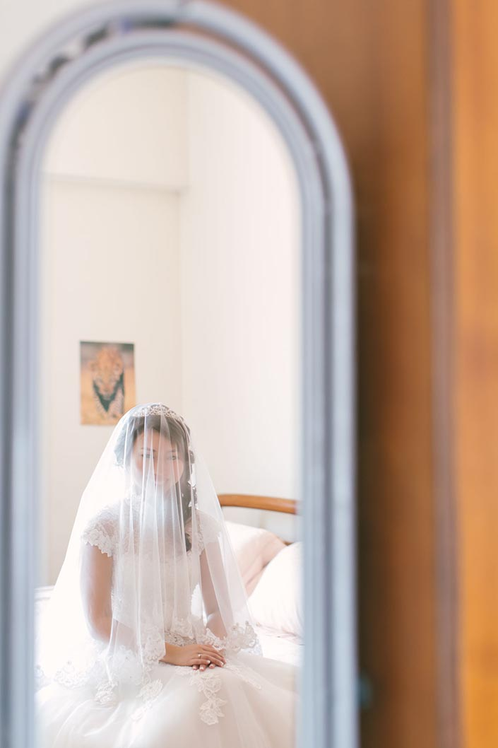 Wedding Day Photography at Calvary Baptist Church