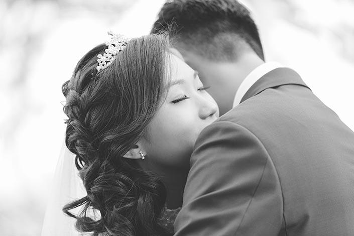 Wedding Day Photography at Calvary Baptist Church