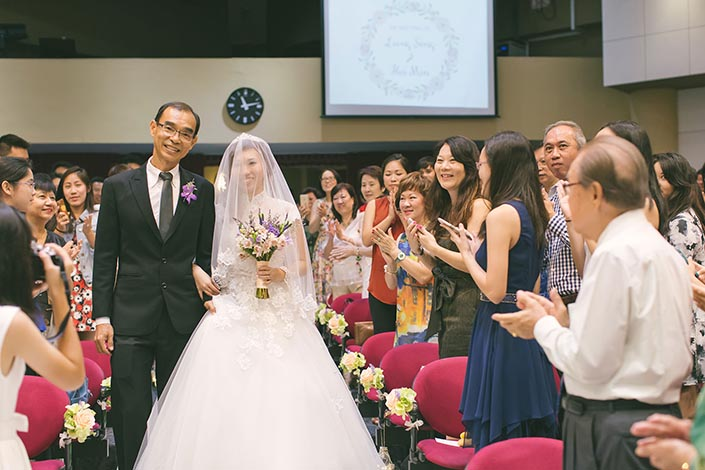 what to wear to a church wedding in singapore