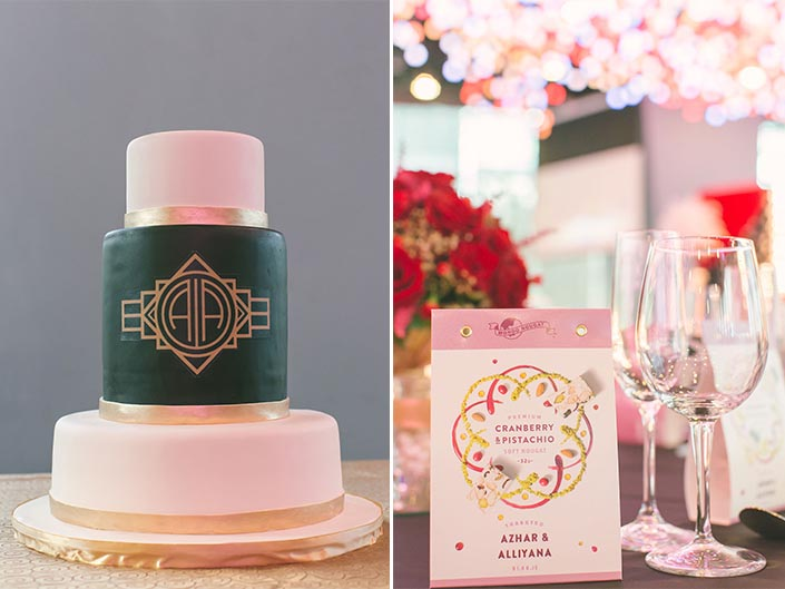 Great Gatsby-themed Wedding Day Photography at Flower Field Hall, Gardens by the Bay