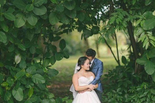 Wedding Day Photography at Marina Bay Sands (Samuel & Charlene)