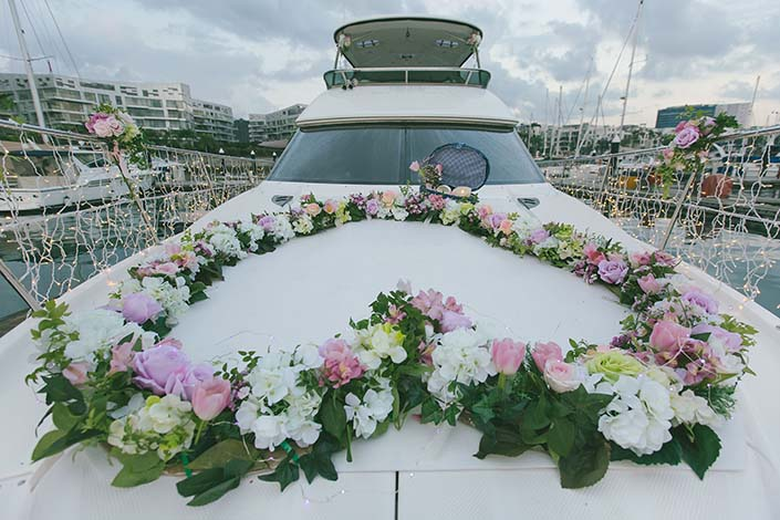 Keppel bay wedding gift
