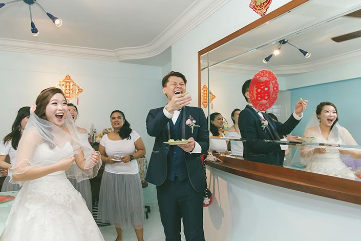 Wedding Photography Singapore Gatecrash