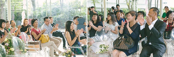 Garden Rustic-themed Wedding Solemnization Photography Singapore at Shutters at Amara Sanctuary Resort Sentosa