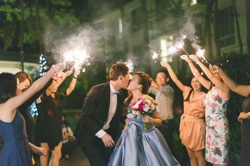 Garden Rustic-themed Wedding Photography Singapore at Shutters at Amara Sanctuary Resort Sentosa (Ethan & Qin Ning)