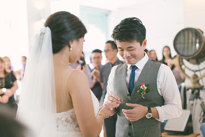 Singapore Wedding Photography at New Majestic Hotel