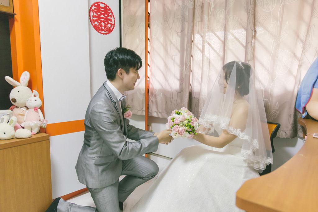 Singapore Wedding Photography Bride & Groom