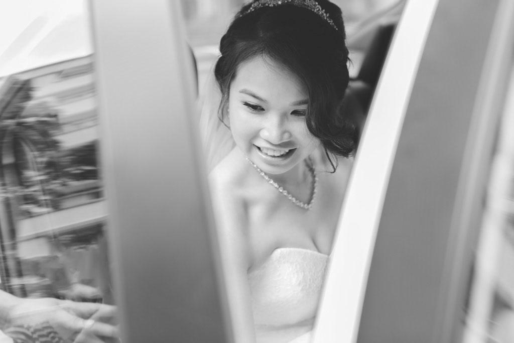 Singapore Wedding Photography Bride