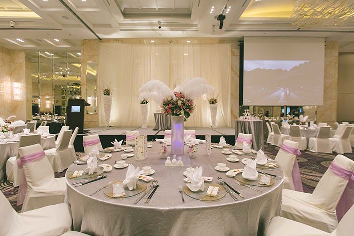 Singapore Wedding Day Photography at Westin