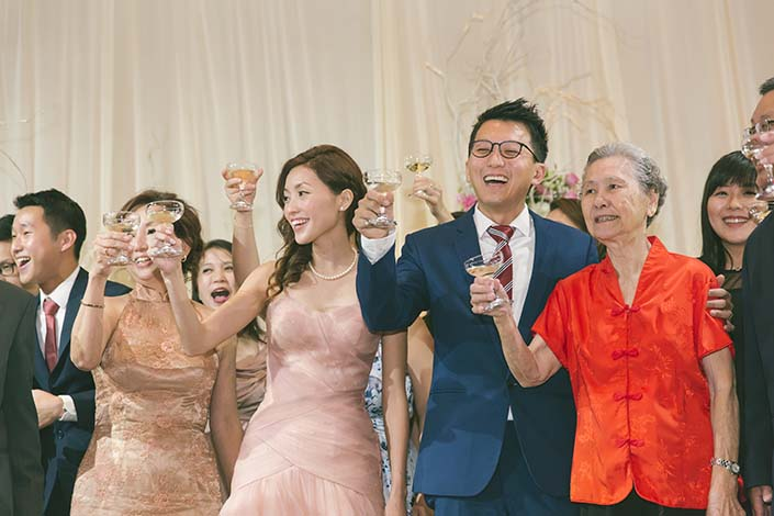 Singapore Wedding Day Photography Yam Seng at Westin