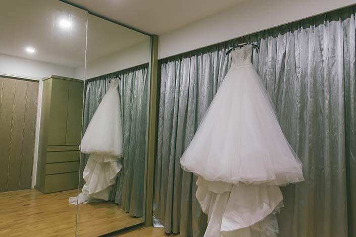 Singapore Wedding Day Photography Morning Bridal Preparation