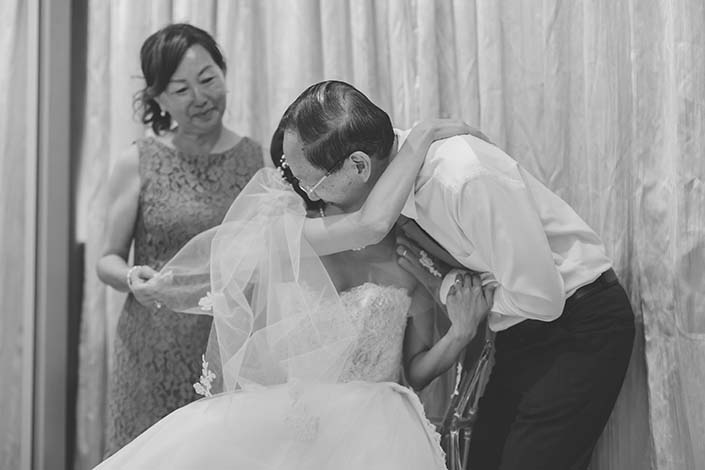 Singapore Wedding Day Photography Family Portrait