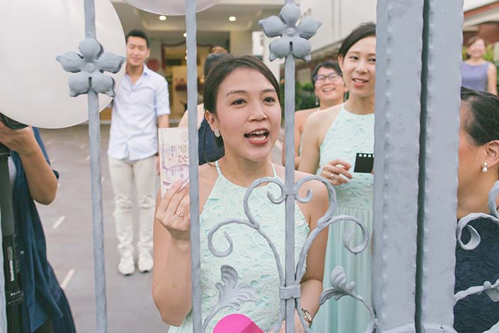 Singapore Wedding Day Photography Gatecrash Games