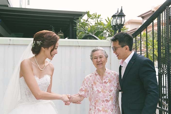 Singapore Wedding Day Photography