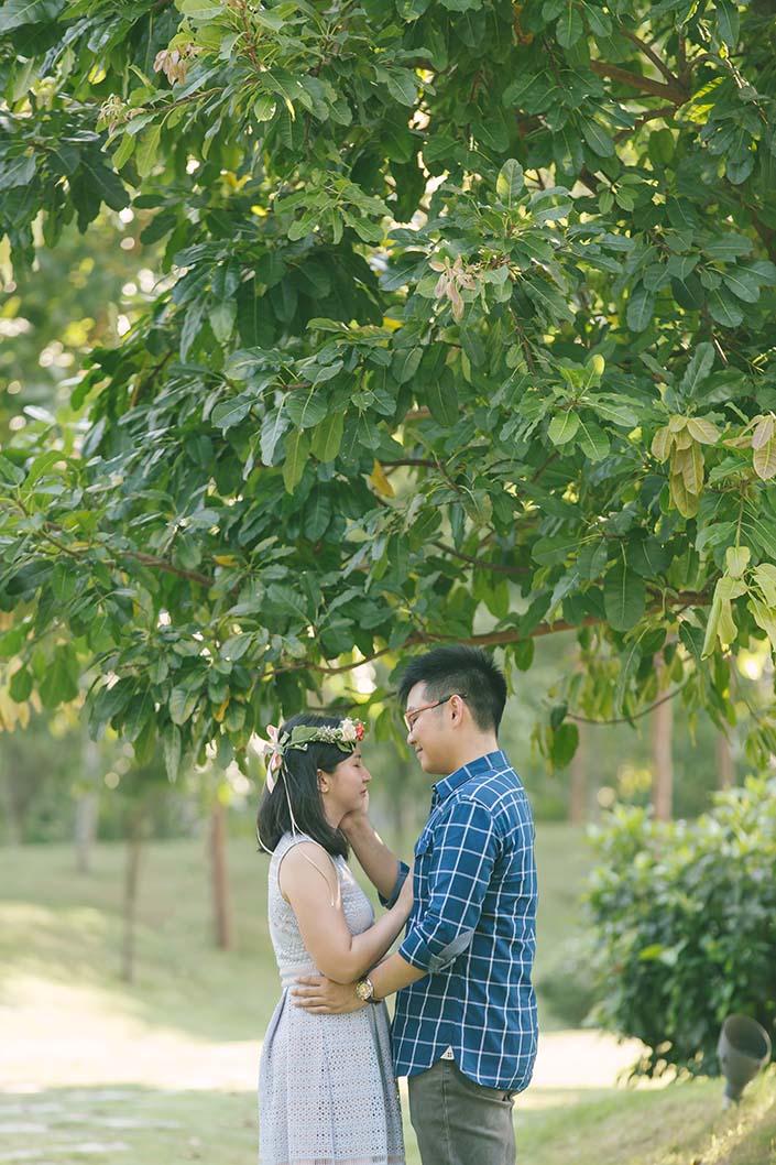Singapore Wedding Proposal Photography