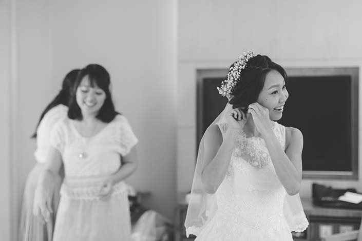 Singapore Wedding Day Photography at Conrad Centennial