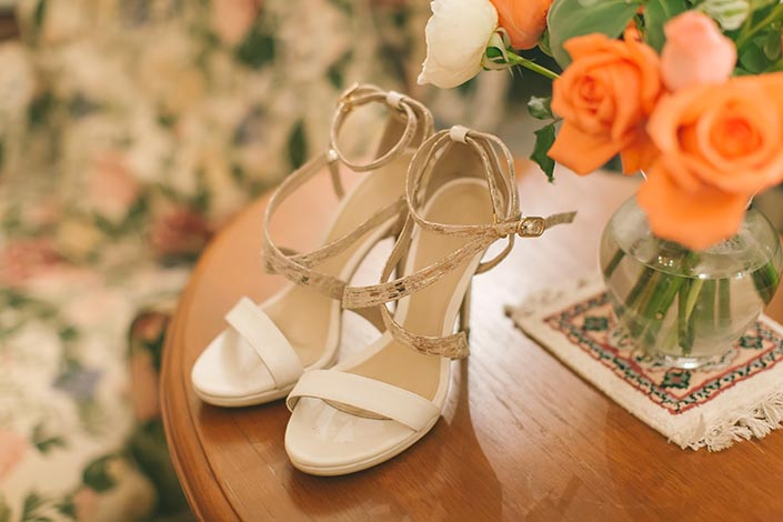 Singapore Wedding Actual Day Photography (Wedding Shoes)