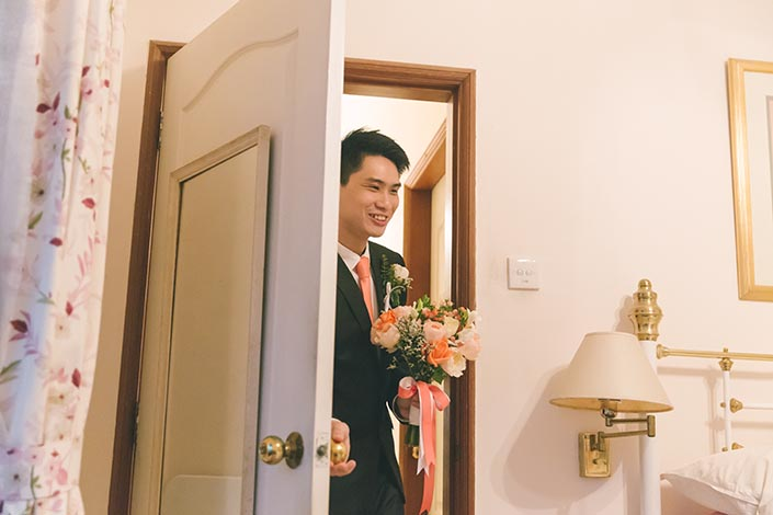 Singapore Wedding Actual Day Photography (Receiving Bride)