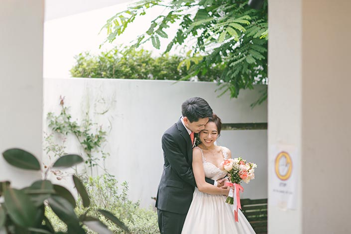 Singapore Wedding Actual Day Photography (Couple shoot)