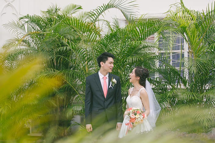 Singapore Wedding Actual Day Photography at St Andrews Cathedral (Couple shoot)