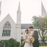 St Andrews Cathedral Singapore Wedding Day Photography