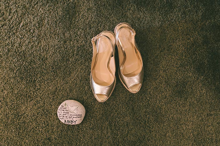 Singapore Wedding Day Photography (Wedding Shoes)