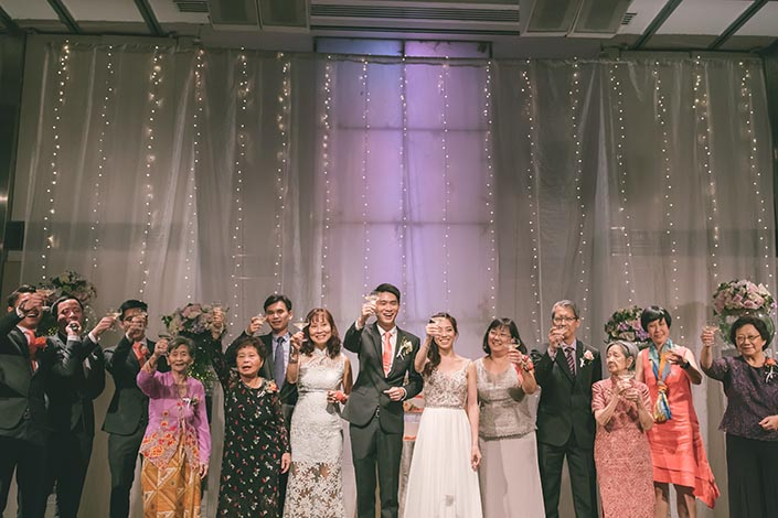 Singapore Wedding Actual Day Photography at Singapore Marriott Tang Plaza Hotel (Yum Seng)