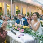 Singapore Wedding Day Photography at Botanico