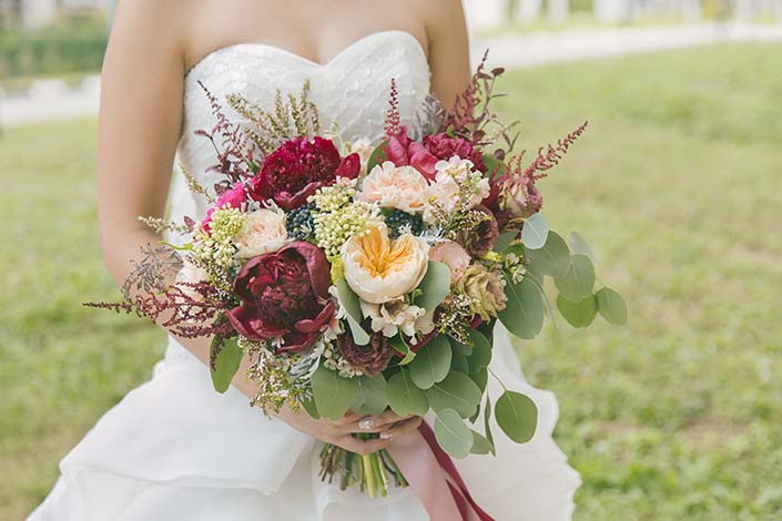 Singapore Wedding Day Photography Flower Bouquet from Lavender Love Florist