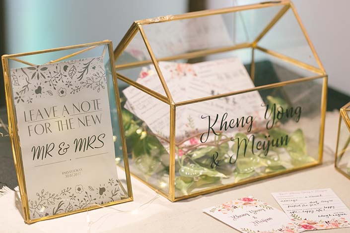Singapore Wedding Day Decor Styling Photography at Mandarin Orchard