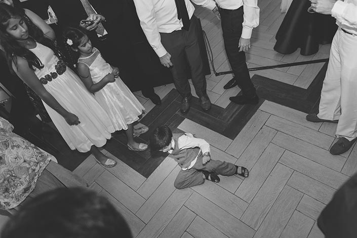 Singapore Wedding Day Dinner Photography at Botanico (The Garage) - Dancing