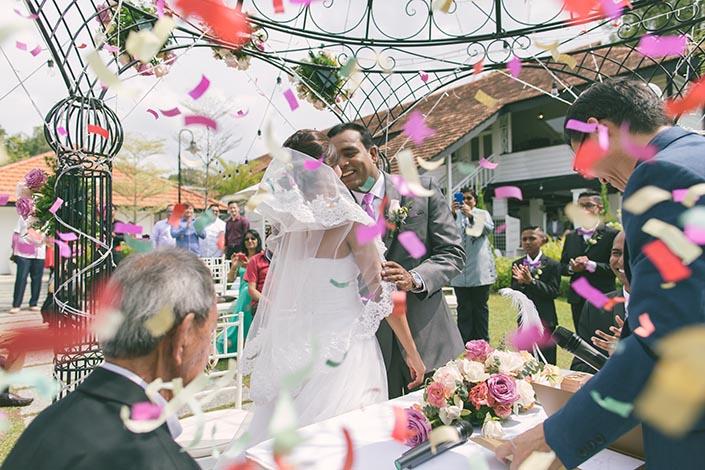 Summerhouse Solemnisation Wedding Photography Singapore