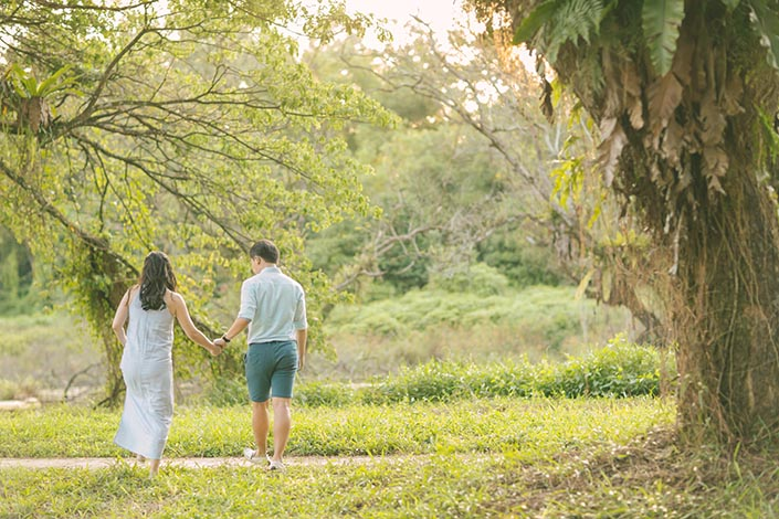 Singapore Maternity Photoshoot at Seletar Aerospace Park
