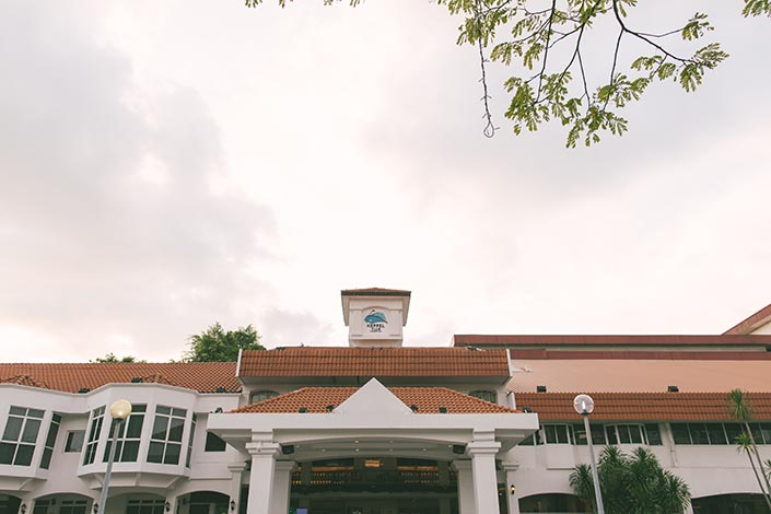 Actual Wedding Day Photography Singapore (Peony Jade at Keppel Club)