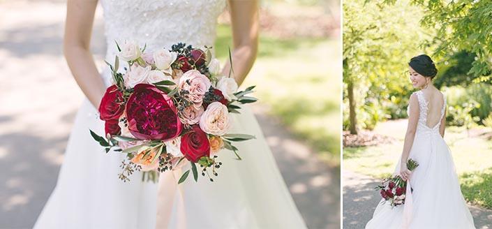 Botanic Gardens Outdoor Pre-Wedding Photography