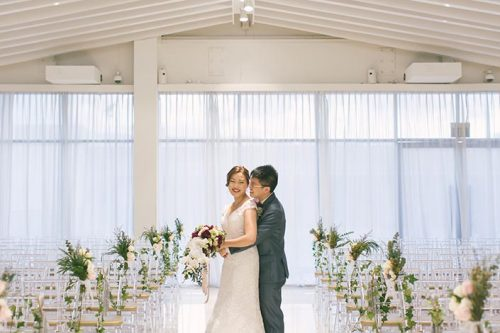 Chapel at Imaginarium Wedding Day Photography