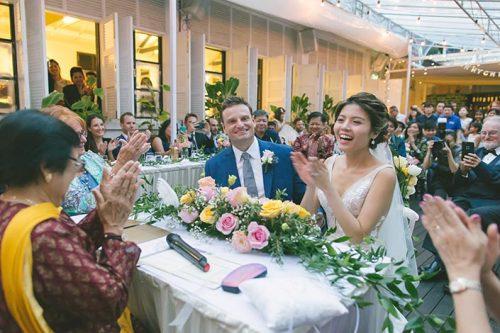 Botanico Singapore Wedding Day Photography