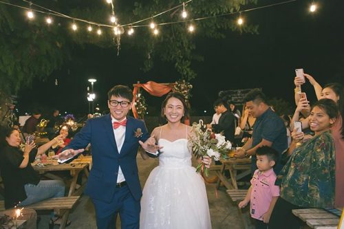 Little Island Brewing Co Wedding Photography